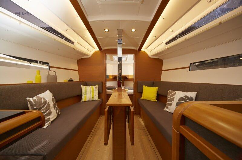 Jeanneau Sun Odyssey 349 - Atlantic Cruising Yachts