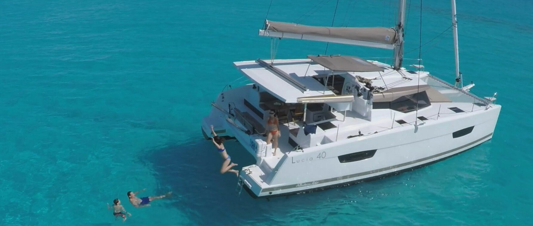 The Complete Guide To Long Distance Sailing Catamaran Atlantic