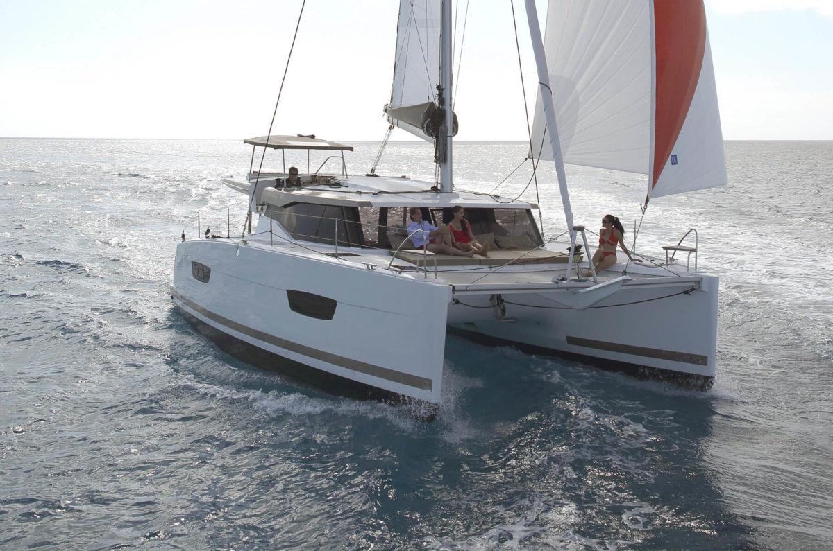 Intracoastal friendly boats