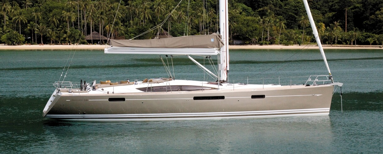New Jeanneau Yachts 58