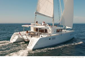 The Complete Guide To Long Distance Sailing Catamaran | Atlantic