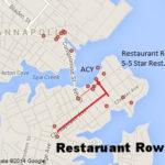 Popular Restaurants - America's Cruising Capital