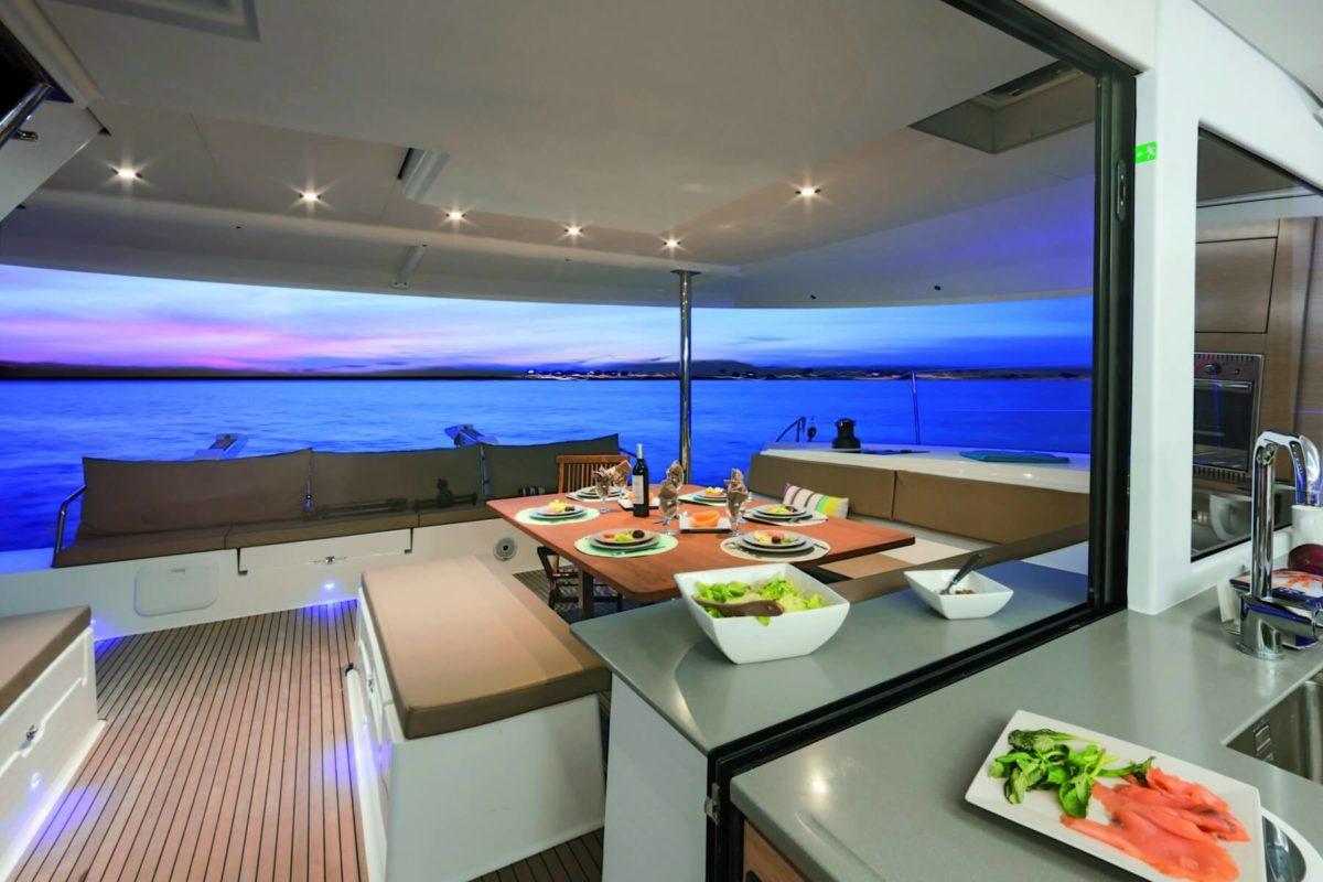 Fountaine Pajot Saba 50 Catamaran | Atlantic Cruising Yachts