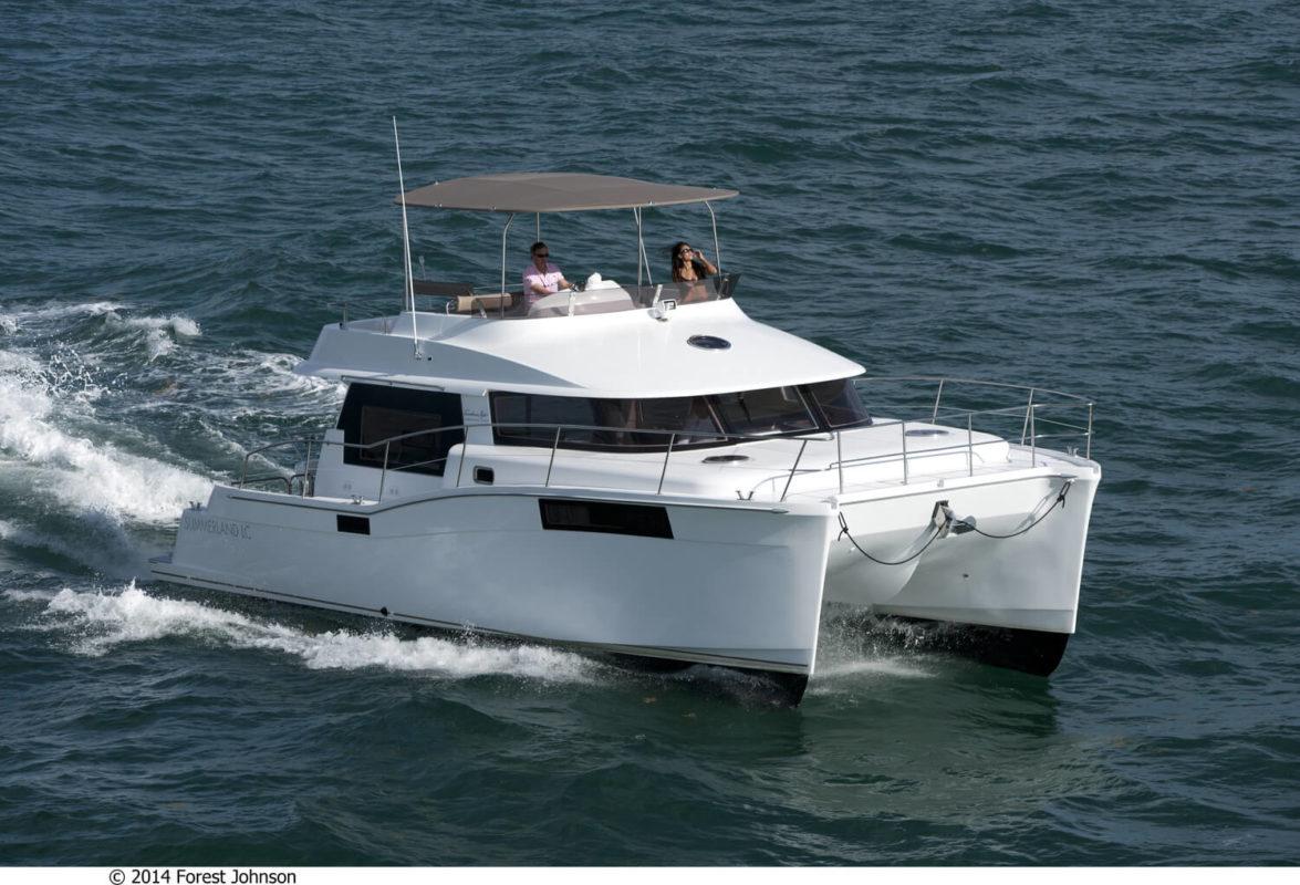 Fountaine Pajot Motor Yachts Atlantic Cruising Yachts