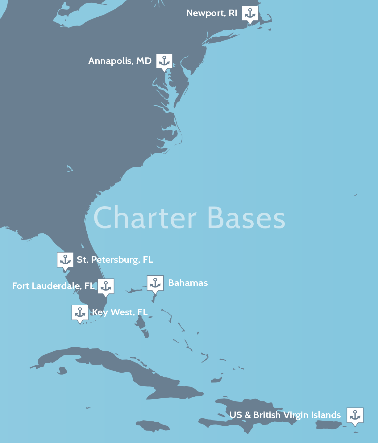 Our Charter Bases Charter Management Why Us