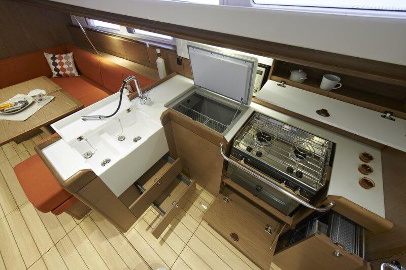 Jeanneau Sun Odyssey 41DS - Atlantic Cruising Yachts