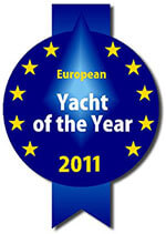 European Yacht of the Year - 2011