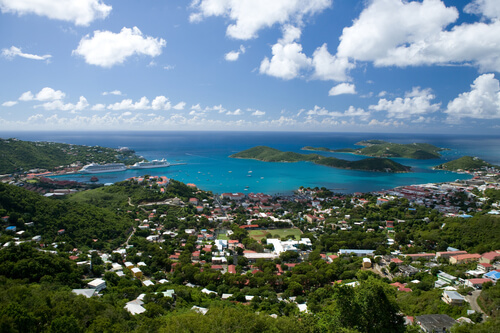 Saint Thomas - Base Your Yacht in the Virgin Islands