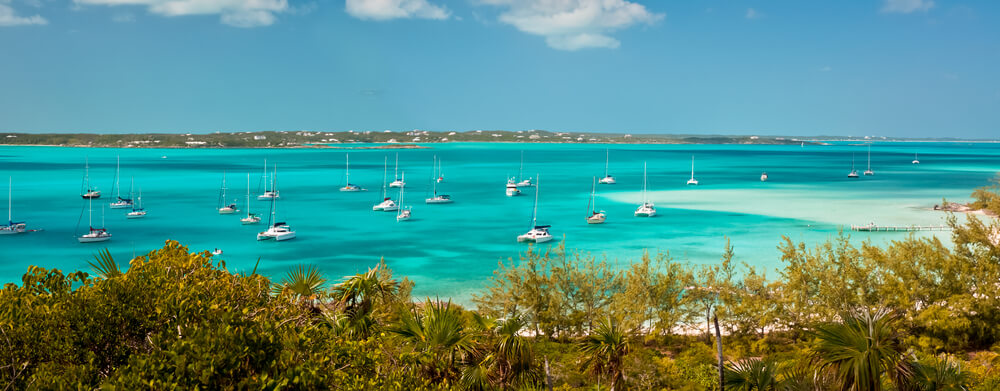 Base Your Yacht in the Bahamas