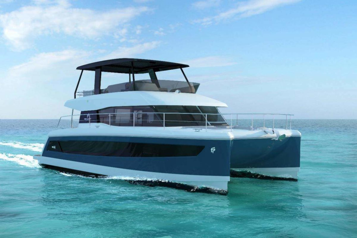 Fountaine Pajot My 44 Motor Yachts Atlantic Cruising Yachts