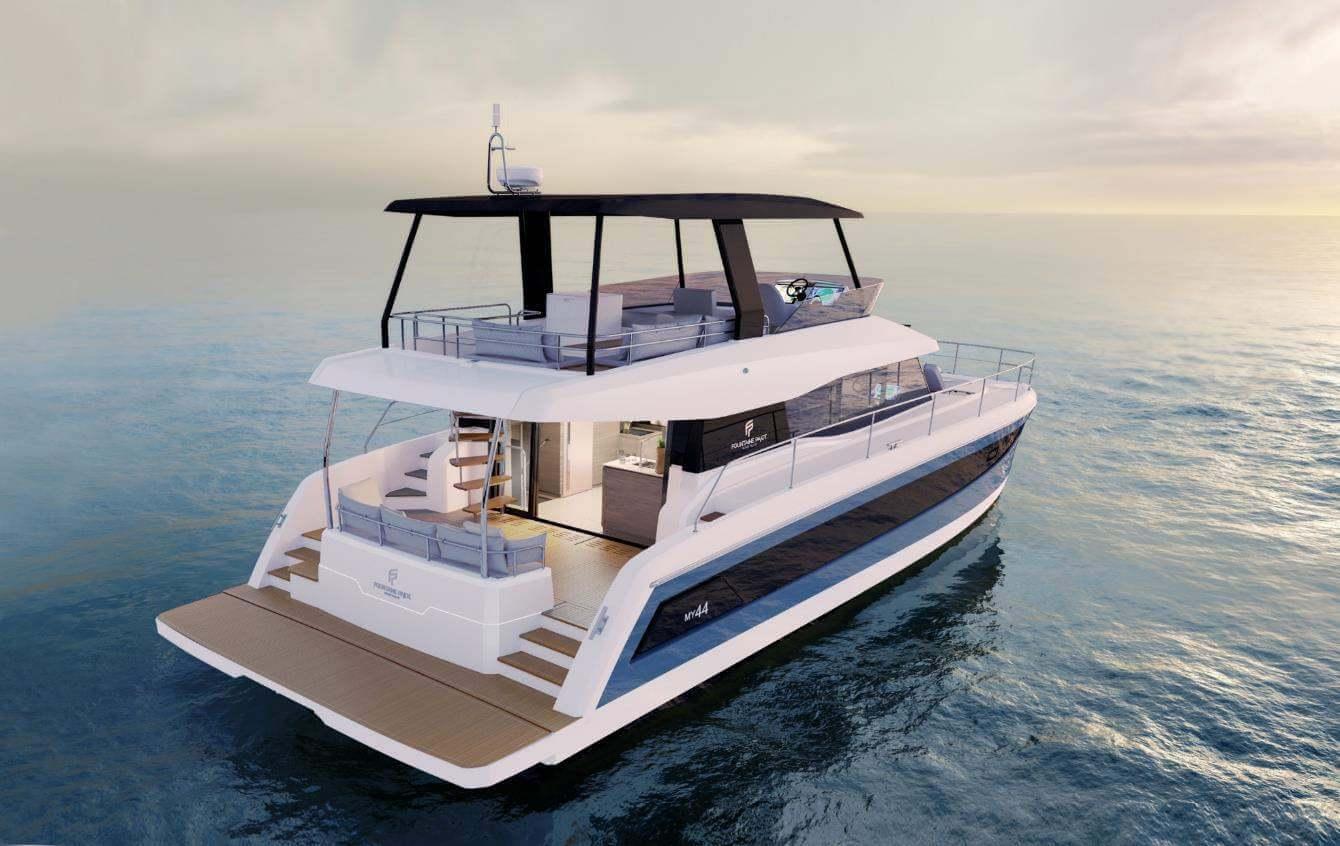 Why Consider Catamaran Motor Yachts Atlantic Cruising