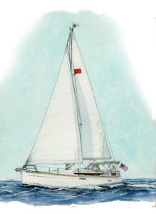 Bill-SpecialAngel- Christening your new boat