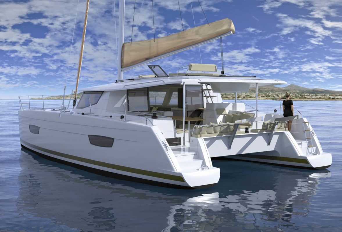 The Helia 44 is Now Intracoastal Friendly
