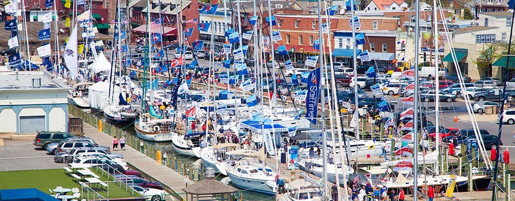 asss-alley - Annapolis Boat Show