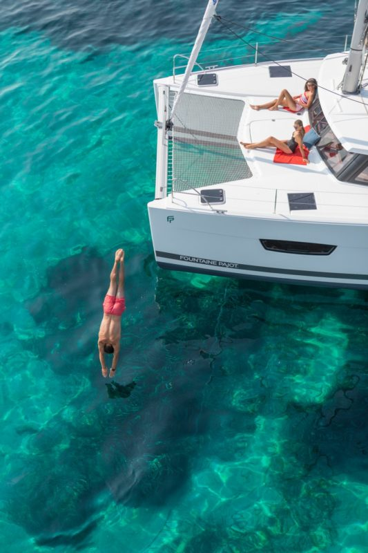 3 Activities To Do On Your Jeanneau or Fountaine Pajot Yacht