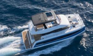 What Makes a Power Catamaran a Motor Yacht? - Atlantic Cruising
