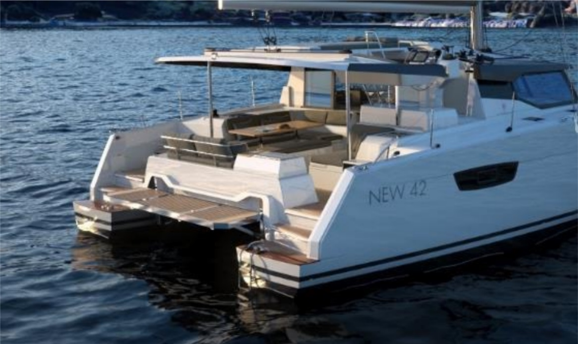 Exclusive — Fountaine Pajot Unveils Two New Models! ACY's President Weighs In on FP's Continuing Evolution