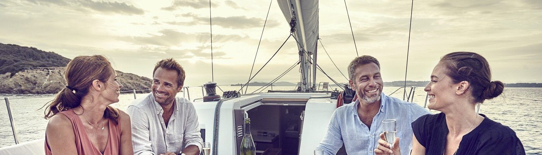 Business yacht ownership