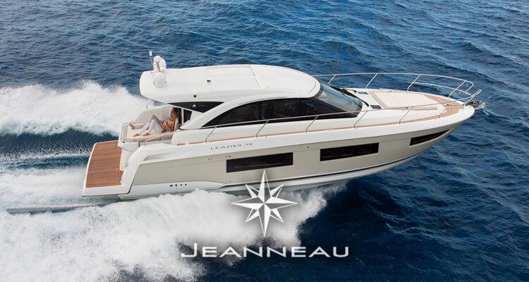 Jeanneau Power Yachts