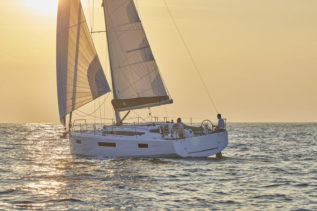 Jeanneau 410 - New! - Atlantic Cruising Yachts, LLC