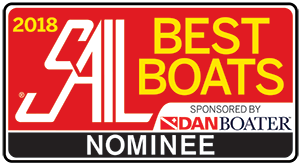 2018 SAIL Magazine Best Boats Nominee