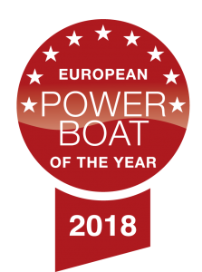 2018 Eurpoean Power Boat of the Year
