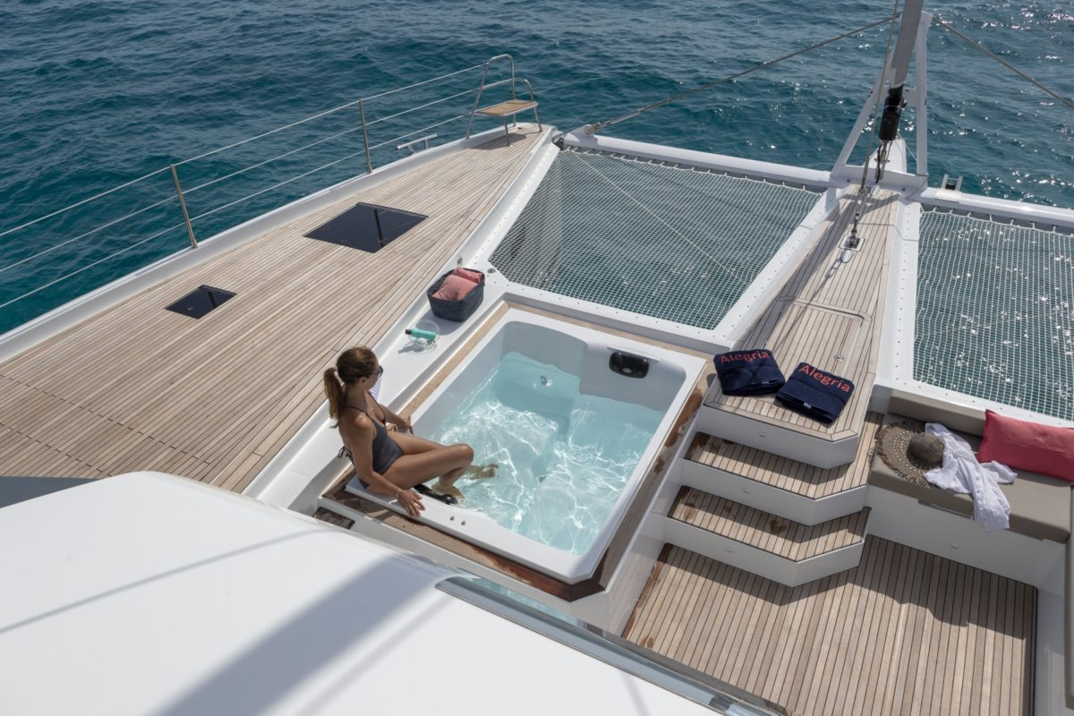 Fountaine Pajot's NEW Astréa 42 & Alegria 67 at the 2019 Miami International Boat Show