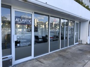 Atlantic Cruising Yachts Fort Lauderdale office