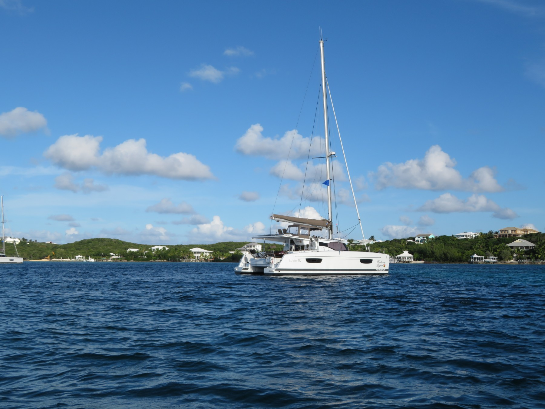 """Fountaine Pajot Lucia 40 """"Harbour Lights"""""""