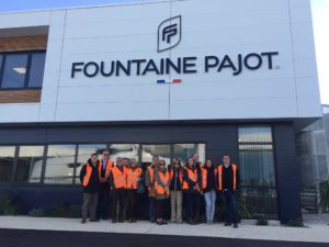Fountaine Pajot factory