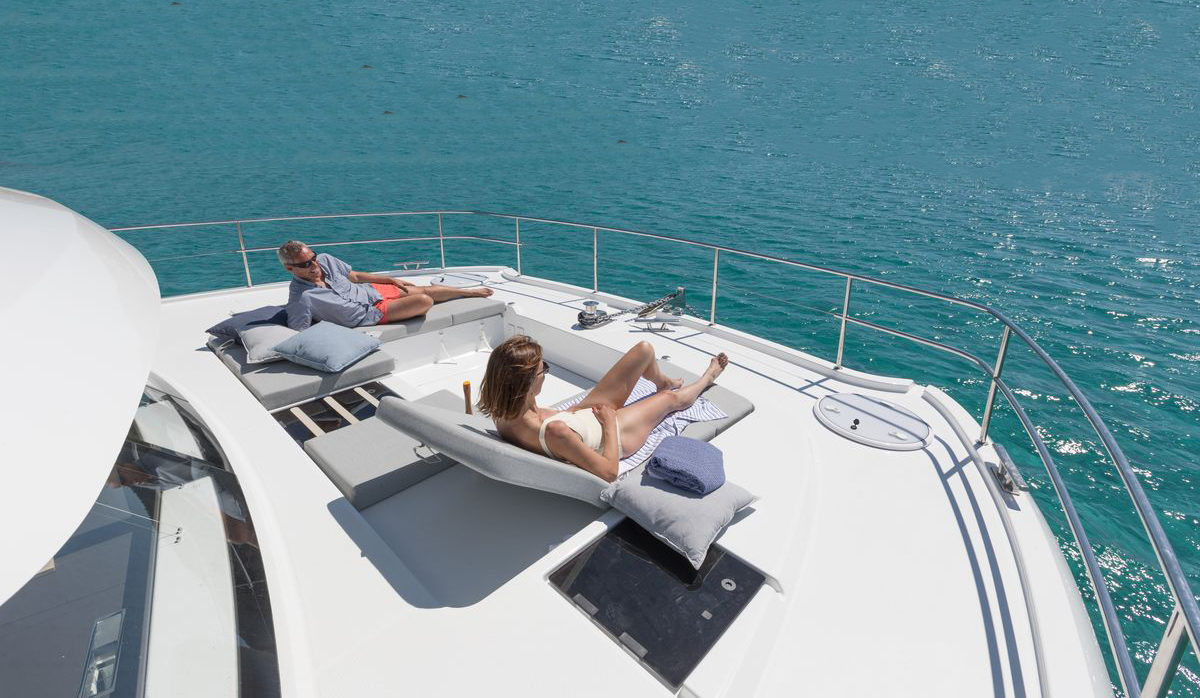 The Abacos Islands: The Perfect Home For Motor Yachts