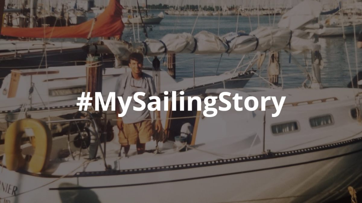 My Sailing Story: Connecting Sailors through Stories of Life on the Water