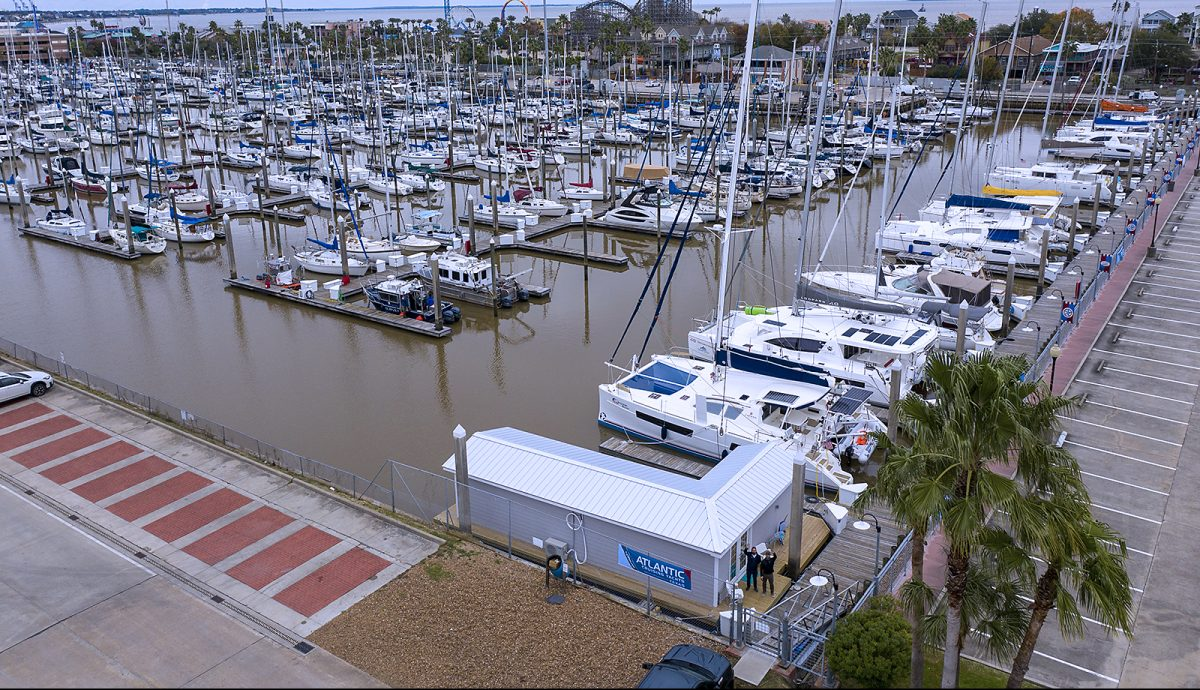 Atlantic Cruising Yachts Texas Opens Headquarters