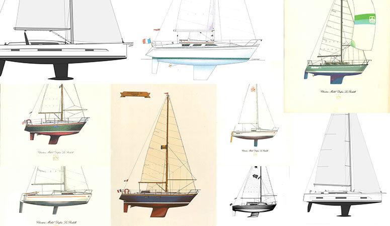 Dufour Yacht Design