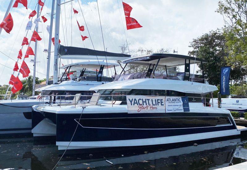 Atlantic Cruising Yachts Fort Lauderdale