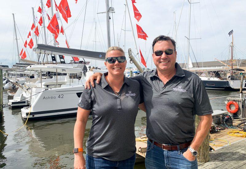 Waypoints Yacht Charters New President Kirstie Palmer