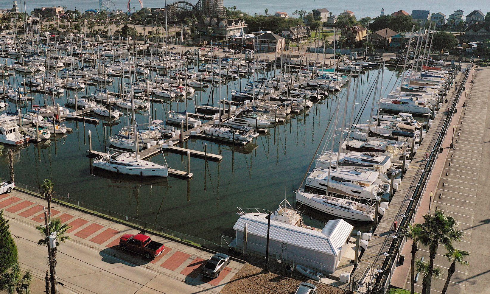Atlantic Cruising Yachts Texas